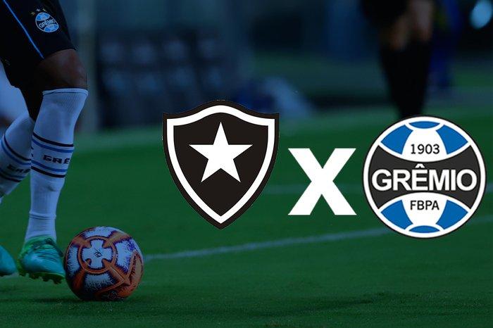 Botafogo vs Gremio