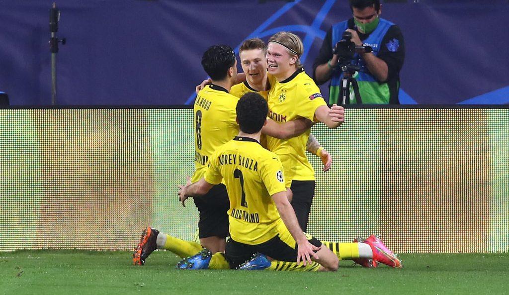 Chiến thắng của đội khách kết thúc trận Sevilla vs Dortmund