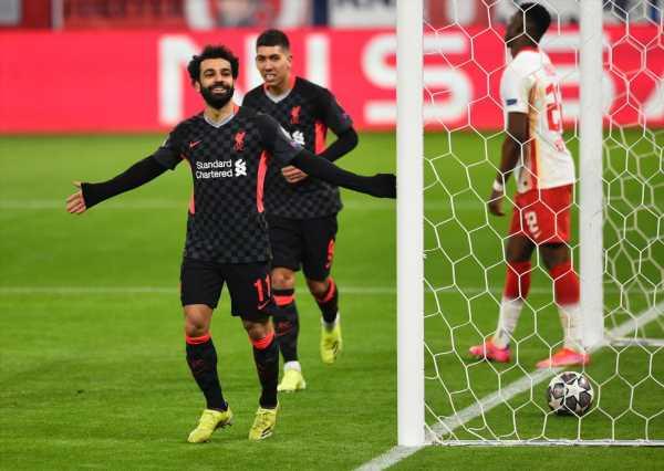 Chiến thắng trận Leipzig vs Liverpool nghiêng về Liverpool