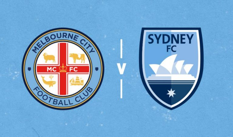 Cuội đối đầu Melbourne City vs Sydney FC