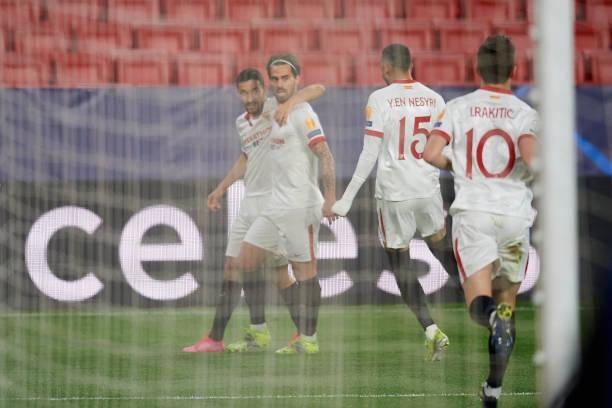 Đội chủ nhà mở tỉ số trận Sevilla vs Dortmund