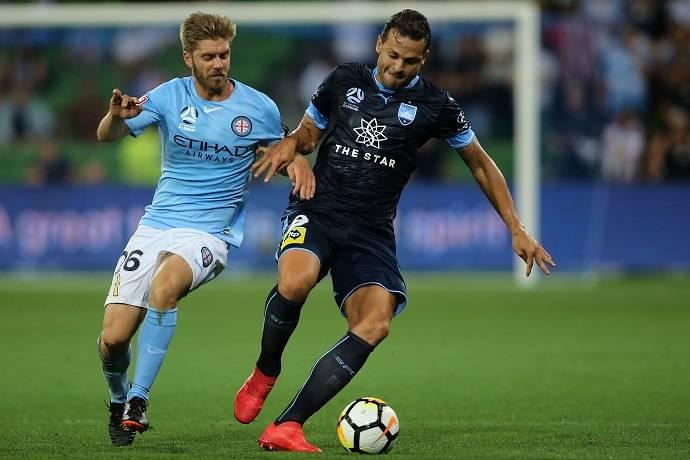 Màn đối đầu nảy lửa giữa Melbourne City vs Sydney FC
