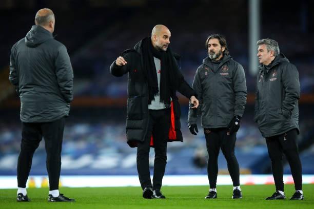 Pep hướng đội bóng của mình tới mục tiêu to lớn hơn trận Arsenal vc Man City