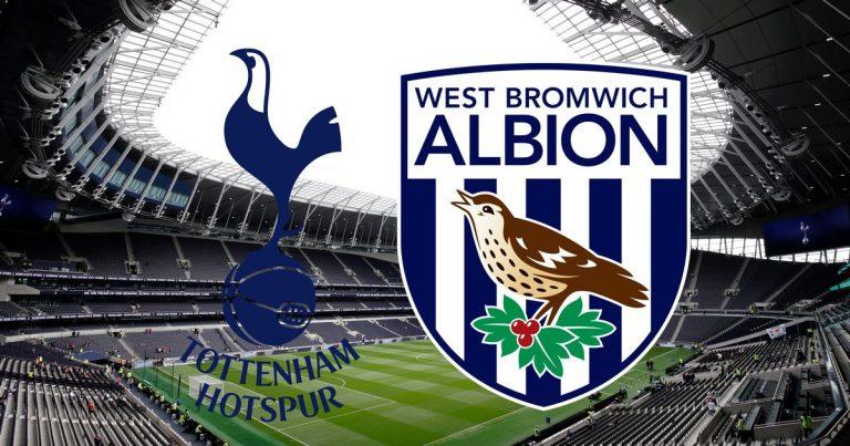 Tottenham vs West Brom