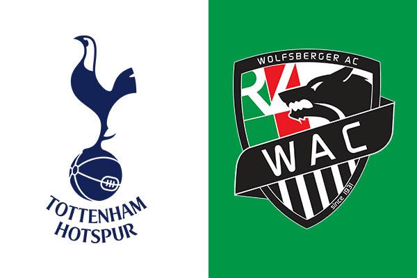 Tottenham vs Wolfsberger tỷ số 4 - 0