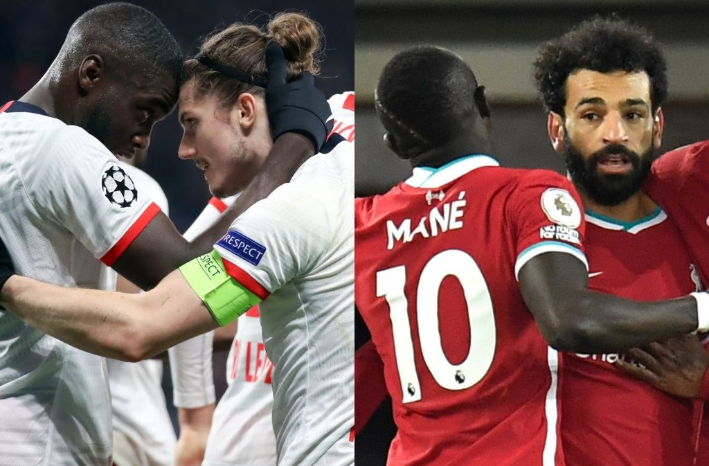 Trận đầu cam go chưa bên nào trong Leipzig vs Liverpool mở được tỉ số