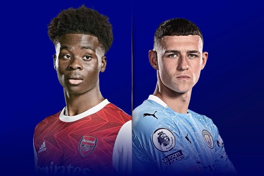 Trận đấu giữa Arsenal vs Man City liệu có cân sức?
