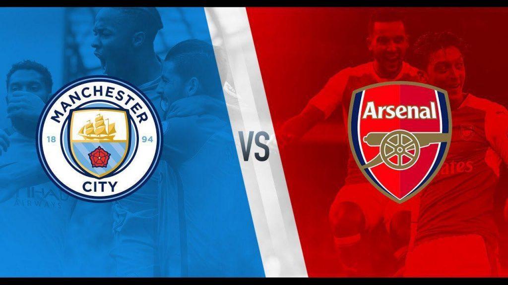 Màn đối đầu giữa Man City vs Arsenal