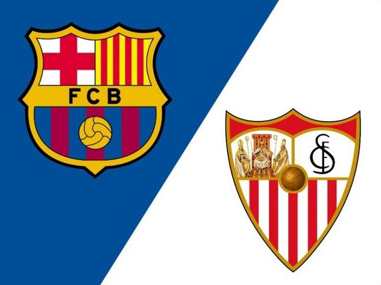 Barca vs Sevilla