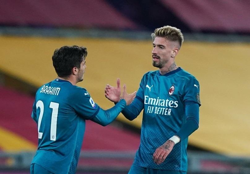 Chiến thắng chung cuộc 2-1 dành cho AC Milan
