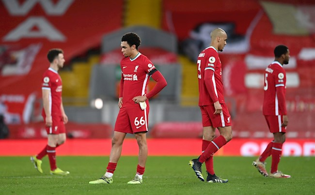 Liverpool lâm vào tình cảnh bế tắc