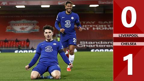 Liverpool vs Chelsea 0-1