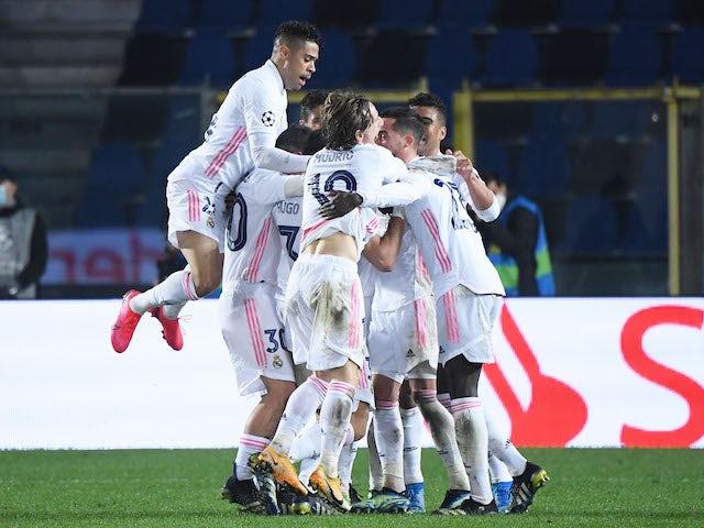 Madrid đã thi đấu khá vất vả