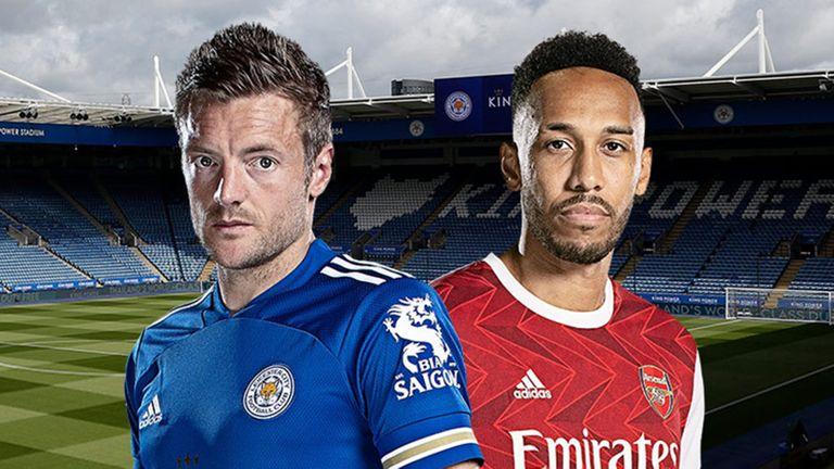 Màn đối đầu Leicester vs Arsenal