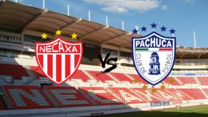 Necaxa vs Pachuca hòa 2-2