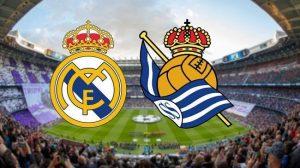Real Madrid vs Sociedad