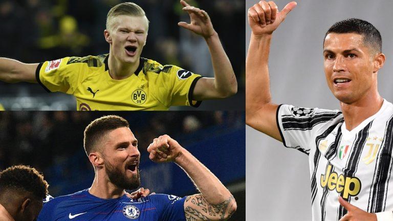 Vua phá lưới Champions League