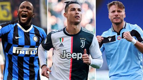 Vua phá lưới Serie A