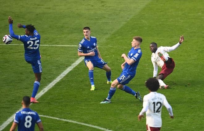 Willian và Pepe là 2 cái tên bất ngờ thi đấu tốt ở trận đấu hôm nay