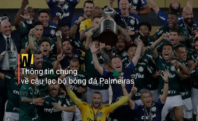 Thông tin chung về câu lạc bộ bóng đá Palmeiras