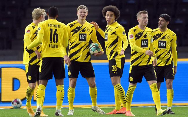 đội bóng Dortmund