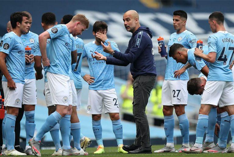đội bóng Man City