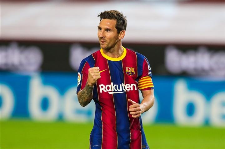 Lionel Messi ở Barca