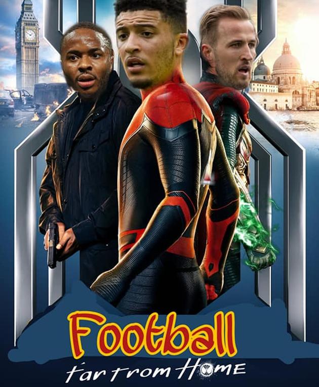 Ảnh chế chung kết euro bóng đá xa nhà