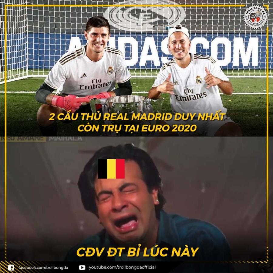 meme bóng đá euro 2020 đội đức