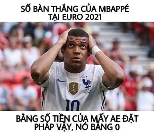 Ảnh meme bóng đá euro 2020