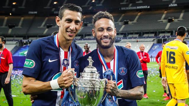 Neymar và các giải thưởng
