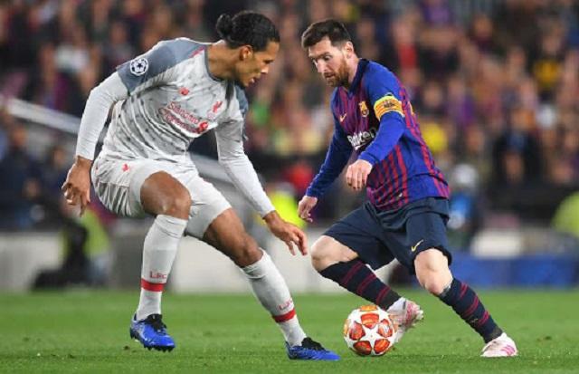 Kỹ thuật đi bóng của Messi