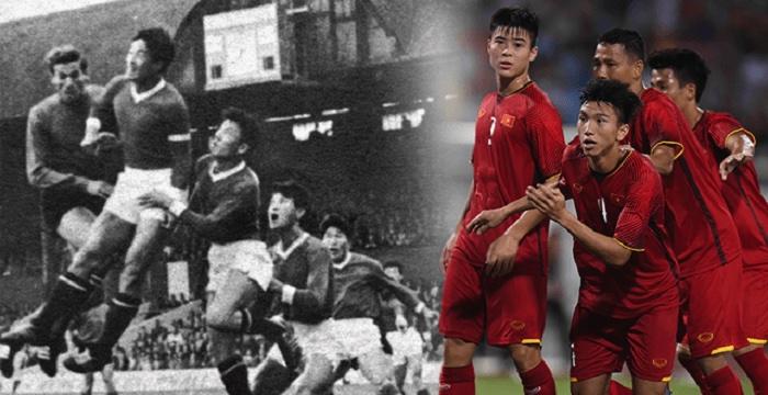 Lịch sử ra đời bóng đá Việt Nam