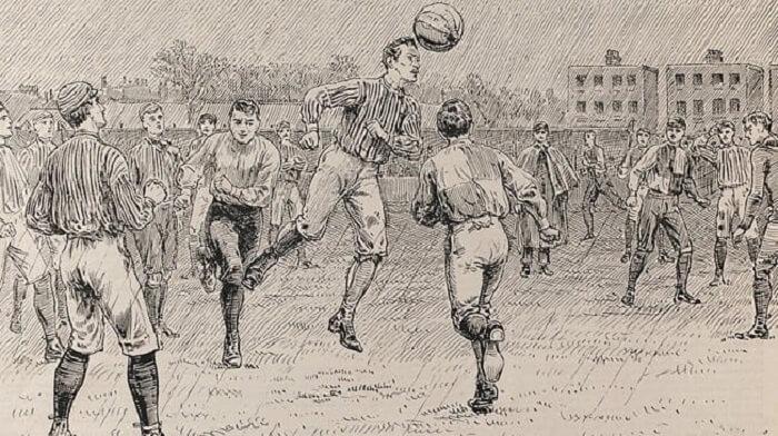 Lịch sử ra đời của môn bóng đá
