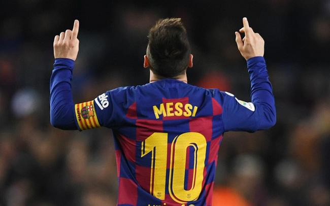 Mức lương của ngôi sao bóng đá thế giới Lionel Messi?