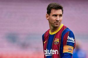 Ngôi sao bóng đá Messi