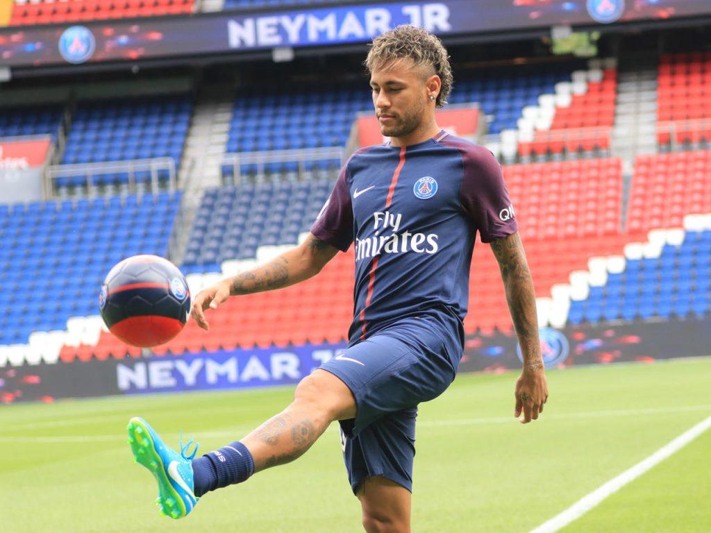 Cầu thủ neymar