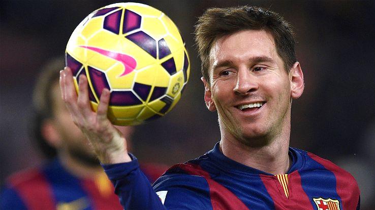 Thành tựu của Messi