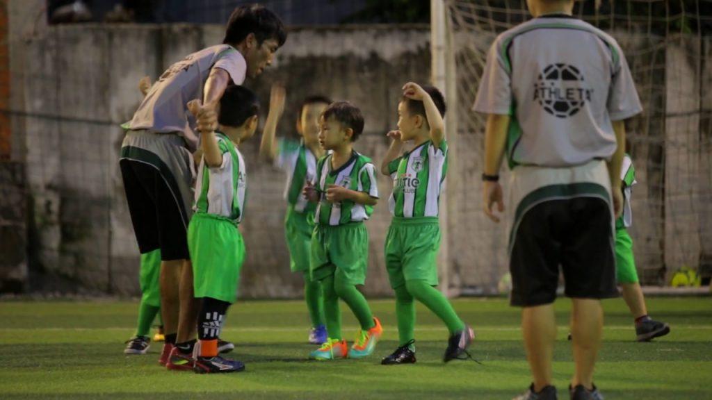 Trường bóng đá Amite - Top sân cỏ nhân tạo quận 3